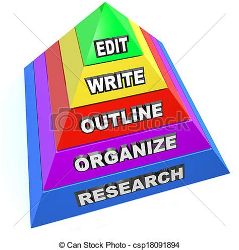 How to Write a Research Paper Outline: A Step-by-Step